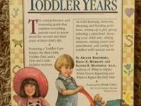 'WHAT TO EXPECT THE TODDLER YEARS' book by Arlene