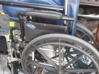 good condition - wheelchair - Invacare Wheelchair