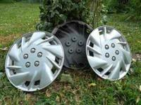 "WHEEL COVERS--14""--$4.00 each! Recently purchased, then"