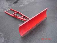"Wheel Horse Garden Tractor 48"" snow or dozer blade for"
