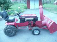 Great tractor in great shape. Only 459 hours. Wheel