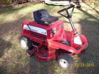 I have a 1973 wheel horse 8 hp riding lawn mower that