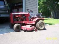 B-111 Wheel Horse Lawn Tractor / Mower. 11 H.P. Briggs
