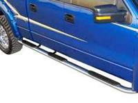 WHEEL -TO-WHEEL STEP BARS FIT 07-NEWER CHEVY /GMC CREW