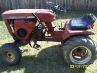 1967 Wheel Horse Model 1267 Six Speed. Hard to find six