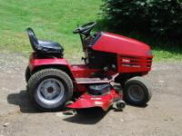 HERES A WHEEL HORSE/TORO 254-H HYDROSTATIC RIDING