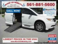 Honda Odyssey Touring - Unbeatable price on this top of