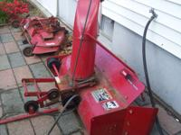 THIS IS A SNOWBLOWER ATT. FOR A C-100 AND MANY MORE.