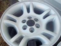 FOR SALE GOOD USED WHEELS 1 SET OF WHEELS CAME OFF A