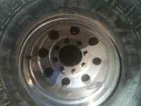 16.5x12 8 lug. Call or txt   Location: Hanford
