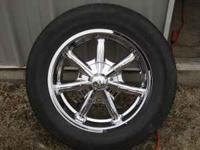 I have a set of aftermarket wheels that came off a 2000