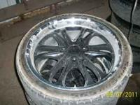 WHEELS AND TIRES FOR DODGE CHARGER. CALL FOR MORE