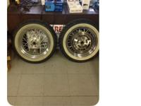 My husband is selling wheels and tires from a 2010 HD