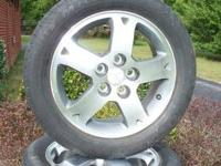 I have for sale a set of 4 Mitsubsihi wheels and lug