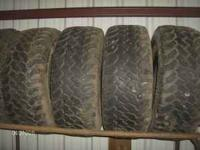 i have a set of tires pro comp mud terrains 305 70 r 16