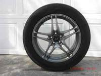 Four Rota wheels and Tires for Subaru vehicles from