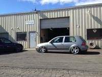 www.thefitgarage.com  We are a growing shop here in