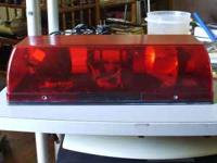 Whelen lightbar classifieds buy sell whelen lightbar across the whelen red emergency mini bar 50 indian springs 2 halogen publicscrutiny Image collections