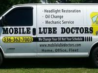 Mobile Lube Doctors can fix all your automotive needs.