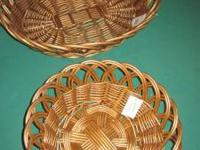 30 DIFFERENT WICKER / METAL BASKET FOR THE CRAFT PERSON