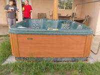 Great deal on this hot tub,we paid 6k for this brand