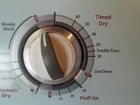Have a 3 year old whirlpool front door dyer for sale.