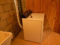 whirlpool automatic electric dryer, model LE5795XP,