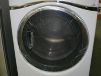 Whirlpool Duet WED94HEAW 7.4 cu. ft. Electric Clothes