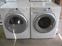 Whirlpool Duet Front Loading Washer sturdy, additional