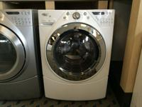 Whirlpool Duet Front Load Washer - USED Washing