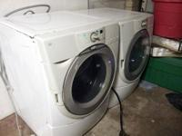 Selling a Whirlpool Duet Front-Loading Dryer with