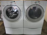 Whirlpool Duet Front Loading Washer heavy duty, extra