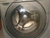 WHIRLPOOL DUET WASHER IN GOOD CONDITION READY TO BE
