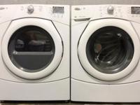 WHIRLPOOL DUET WASHER AND DRYER FOR SALE IN COLUMBIA,