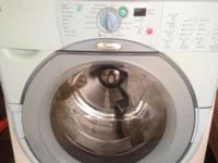 this washer works flawlessly and has absolutely no
