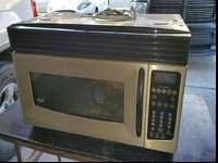 Whirlpool microwave for sale. $50Also have matching