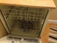 Whirlpool portable dishwasher gently used. Have to sell