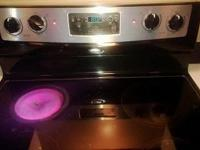"Whirlpool 30"" Stainless Steel Electric Range w/ Ceramic"