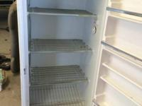 Upright Whirlpool Freezer. Works well. $100 OBO
