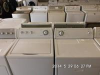 Whirlpool Washer and Dryer Pair (Set) Commercial