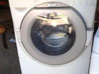 Whirlpool duet Washer, untested. WILL SELL by Wednesday