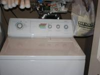 We have a very nice Whirlpool gas dry for sale. 8