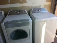 white, cabrio fabric care system electric dryer with