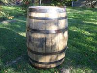 E and J Barrel Designs reconstructs whiskey barrels