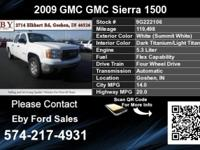 Call Eby Ford Sales at  Stock #: 9G222106 Year: 2009