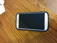 I have a like-new AT&T Samsung Galaxy S4 White Frost