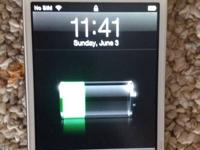 Mint condition !!! Apple iphone att 16gb white -