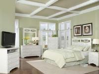 OuterBanks Off  White Bedroom Set Outer Banks is a