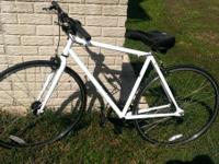 Excellent condition, ready to ride.  Dawes 4130 single