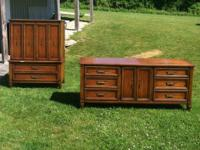 Two Lovely Piece Made By White Fine Furniture Company